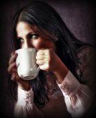 it`s autumn - it`s tea-time