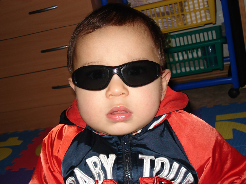 Its cool Baby2