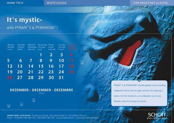 It´s mystic - Kalenderblatt