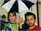 It's raining in Germany