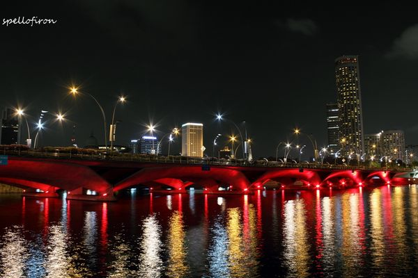 It's Singapore