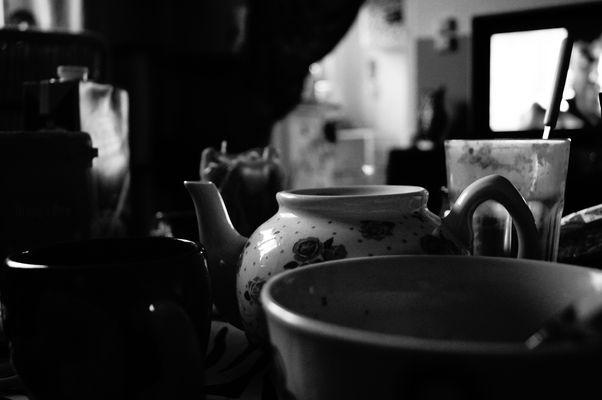 it's teatime, james.