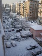 Its time for Snow in Istanbul :)