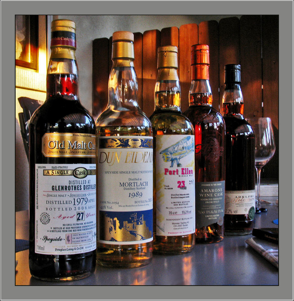 it's Whisky Time ... ;-) !