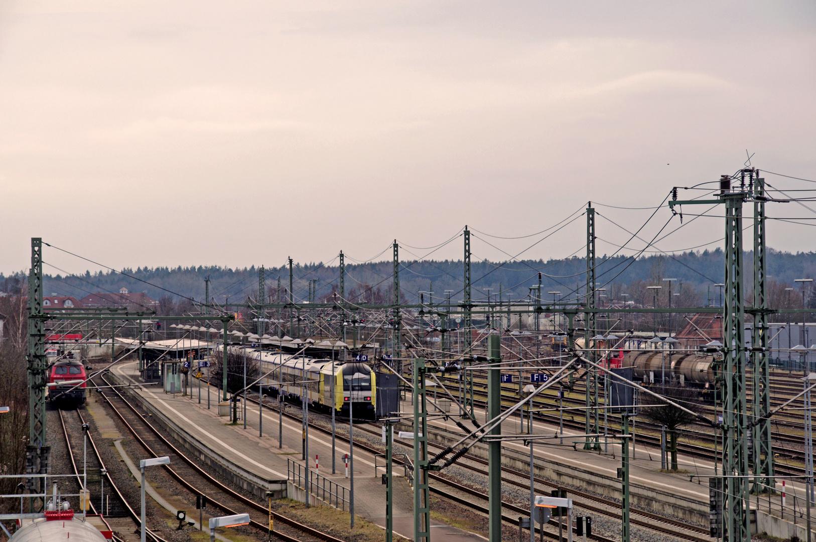 Itzehoe Bahnhof