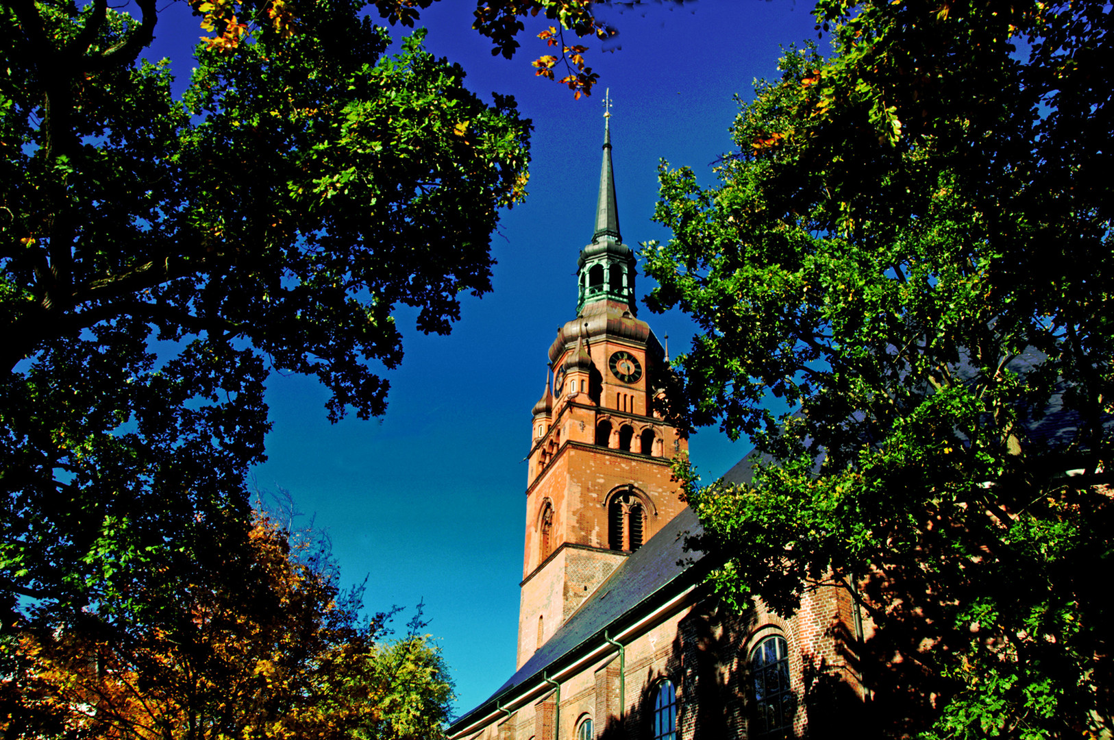 Itzehoe St.Laurentii Kirche