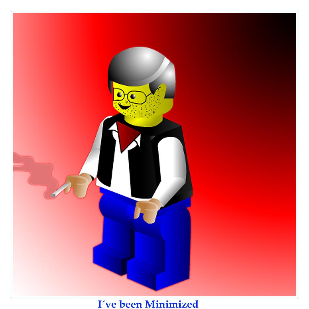 I´ve been Minimized