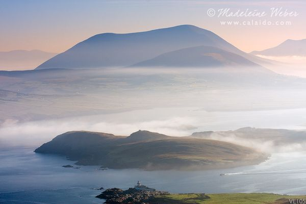 Iveragh Peninsula - irish landscape Photography