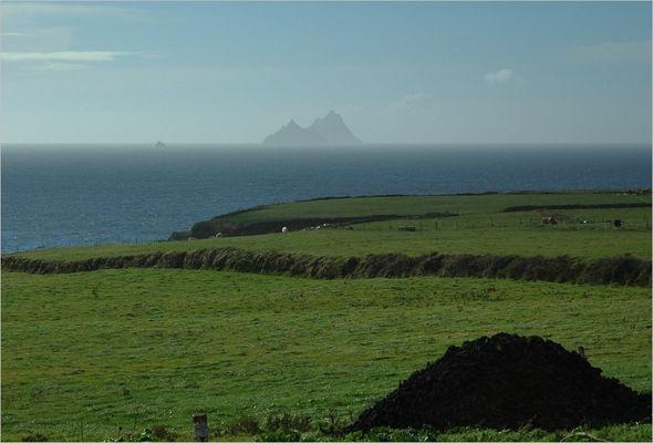 Iveragh Peninsula - Skelligs