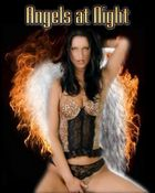 "Iwona als Covergirl zur ""Angels at Night"" Europatour (ENTWURF!)"