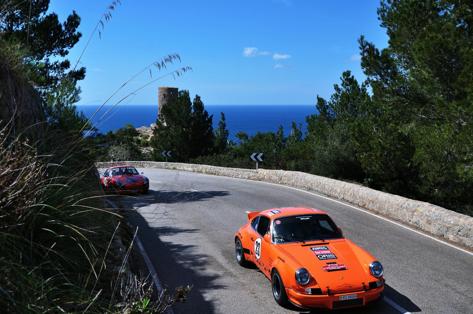 IX Rally Clasico Isla Mallorca