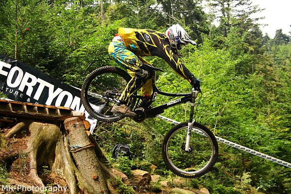 IXS Cup Bad Wildbad - Drop