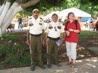 Izamal- mexican- police