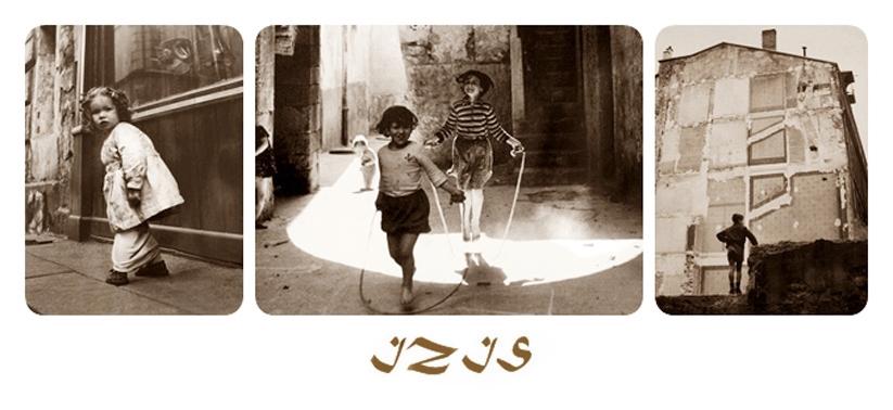 IZIS - Londra anni '50 - Children