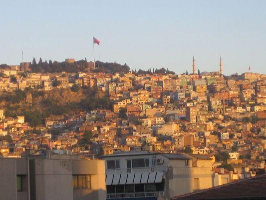 Izmir Günesin batisi