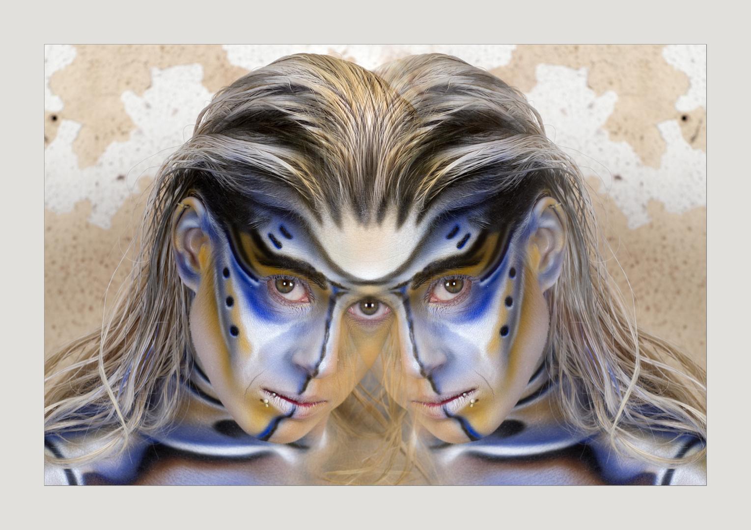J. Siama (Airbrush-Meister Udo Schurr, Forum Fotografie 2012)