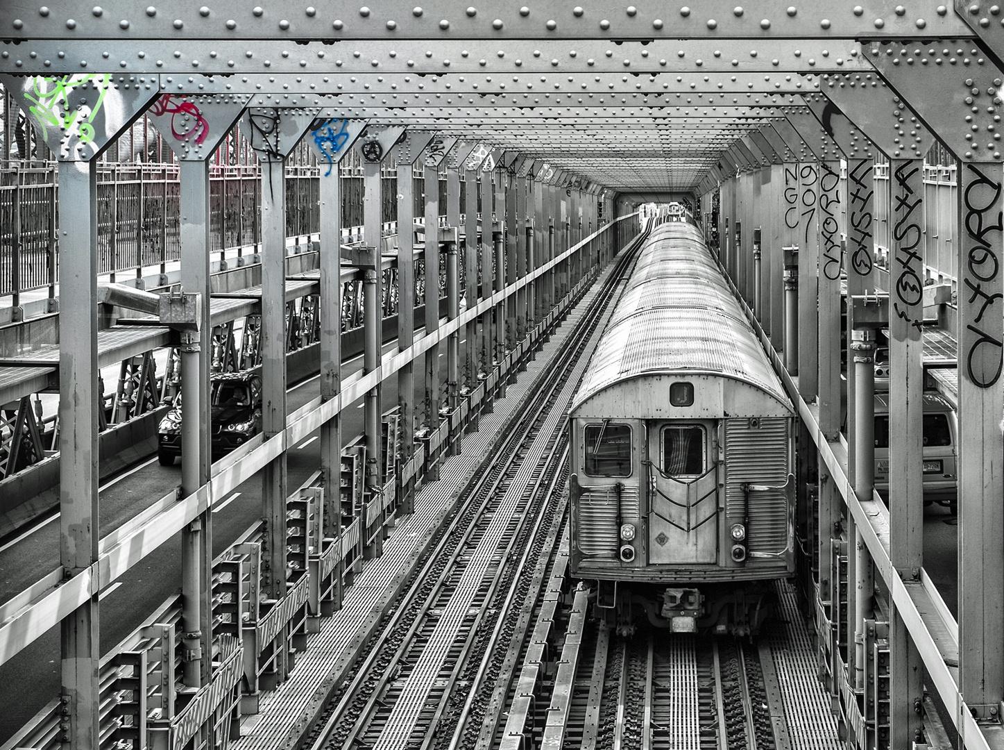 - J Train -