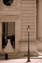 """""""Ja"""" im Louvre"""