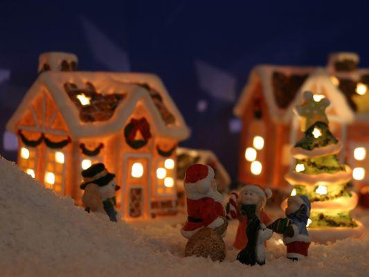 Ja ist denn schon wieder Weihnachten lieber Weihnachstmann ??