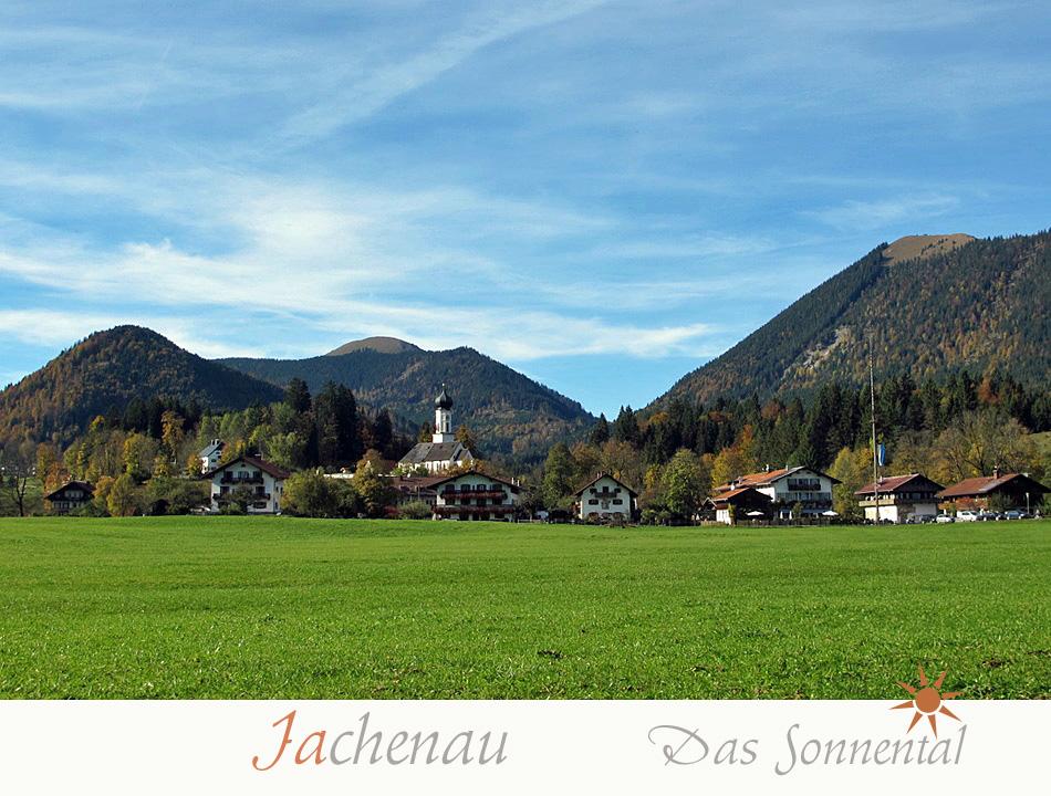 Jachenau - Das Sonnental