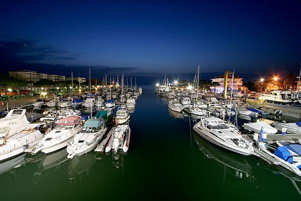 Jachthafen Lignano