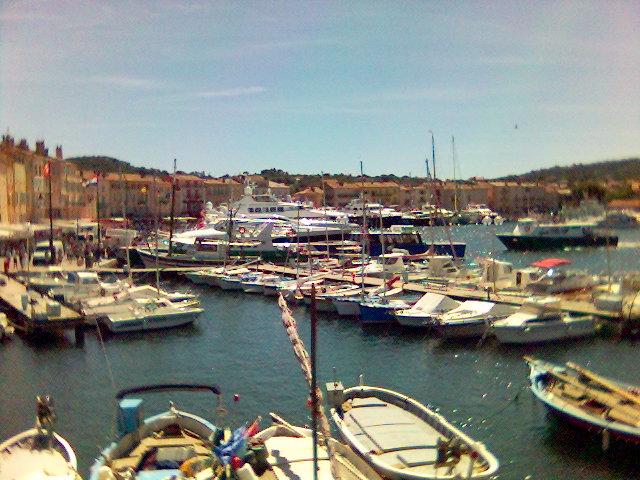 Jachthafen St. Tropez