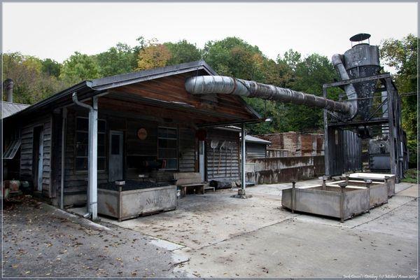Jack Daniel´s Distillery