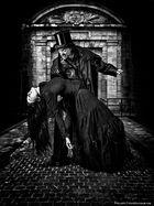 Jack the Ripper - BW