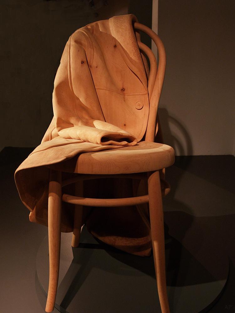 Jacke aus Holz (1)