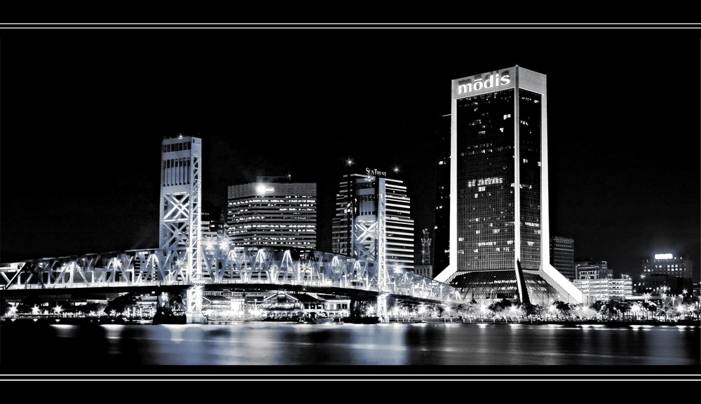 - Jacksonville Night Lights -