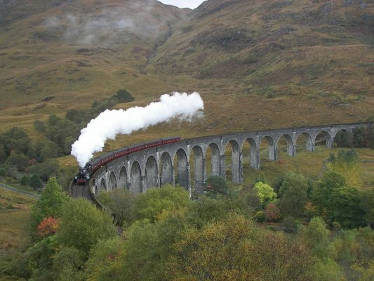 Jacobite & Glenfinnan Viaduct