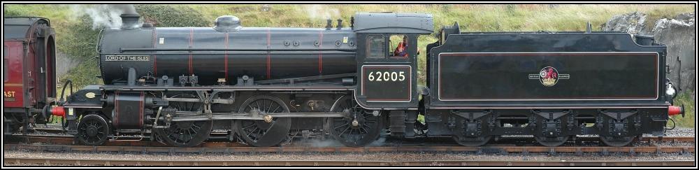 Jacobite Steam Train - oder doch Hogwart-Express?