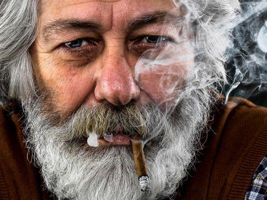Jacques Toffi Portrait