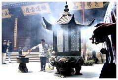 Jade Buddha Tempel...