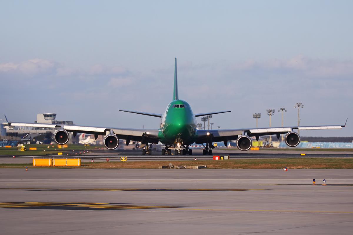 Jade Cargo B747F in FRA