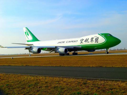 Jade Cargo Boeing 747-4EV (ERF) (B-2441)