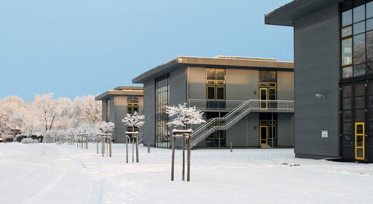 Jade Hochschule Wilhelmshaven - Ostgebäude