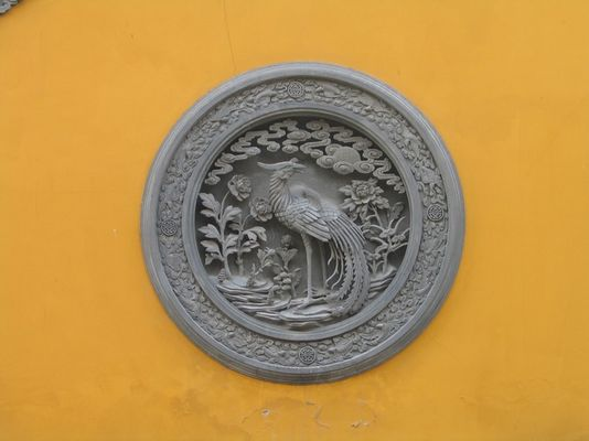 Jade-Tempel in Shanghai