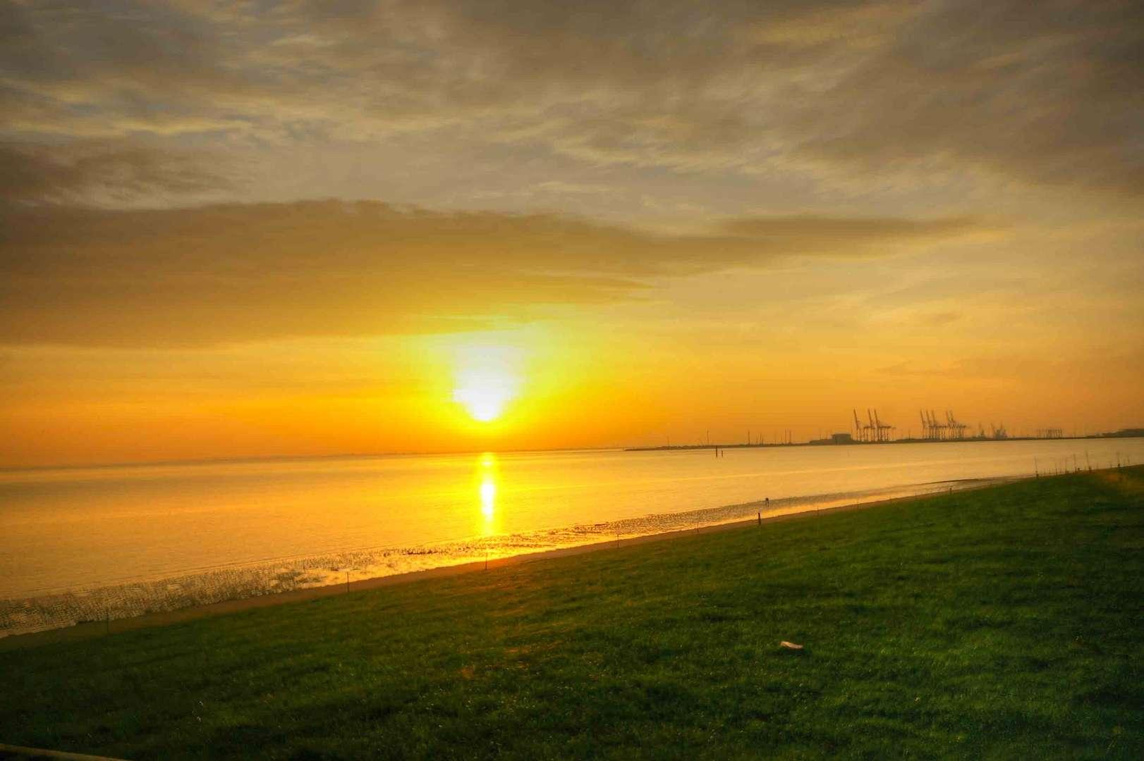 Jade Weser Port Wilhelmshaven
