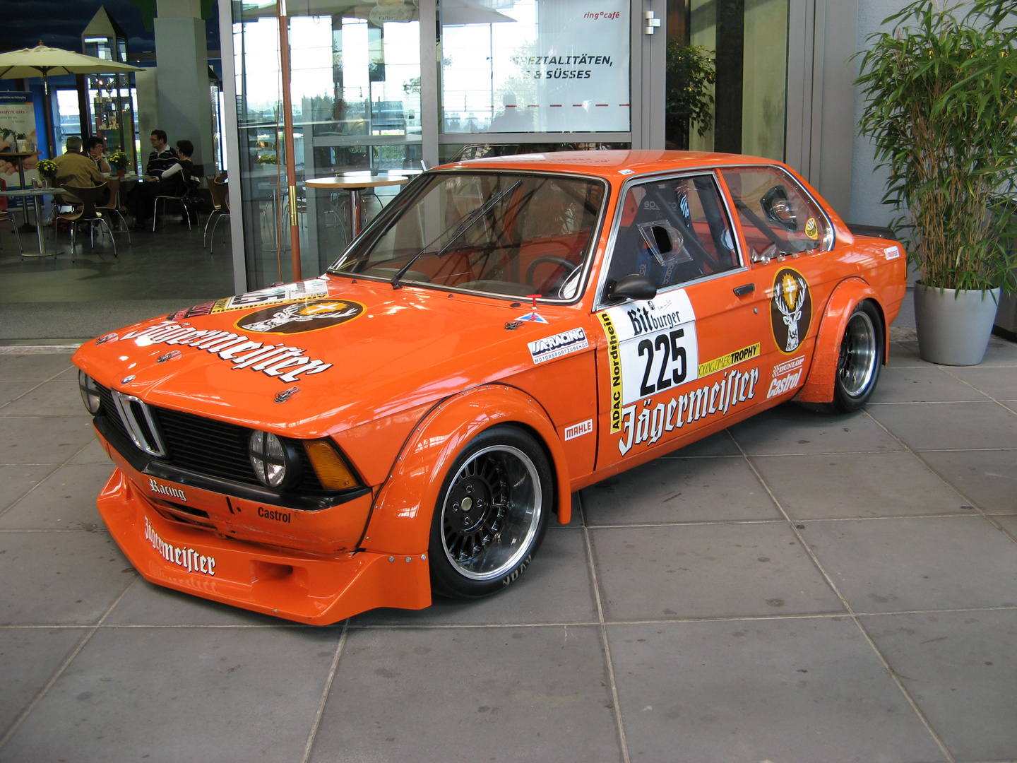 Ford Capri Touring Car For Sale