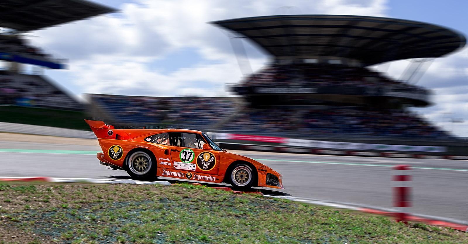 Jägermeister Porsche