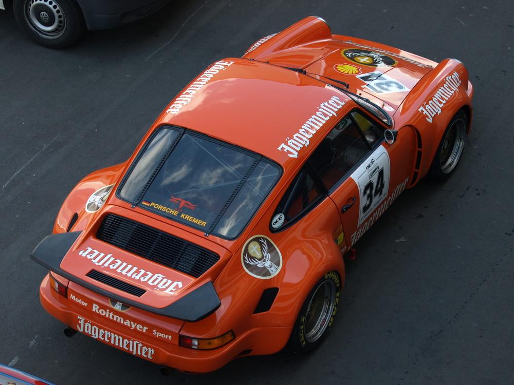 Jägermeister - Porsche