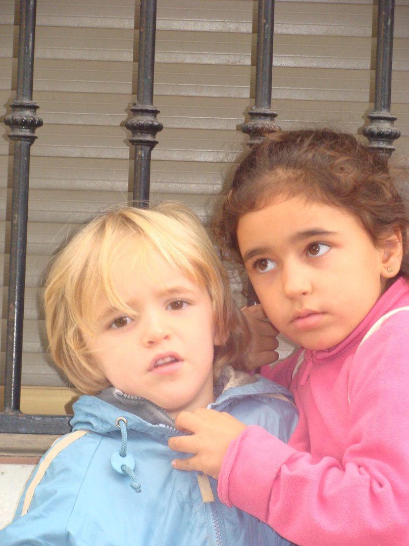 Jael y Mario 2012