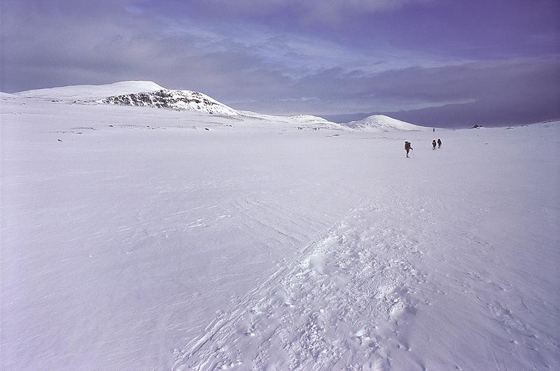 Jämtland mit Schneeschuhen #18
