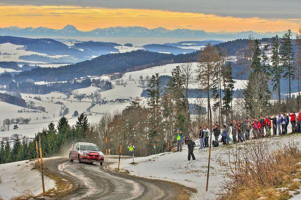 Jänner Rallye