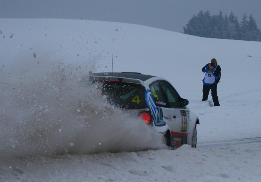 Jänner Rallye 2009