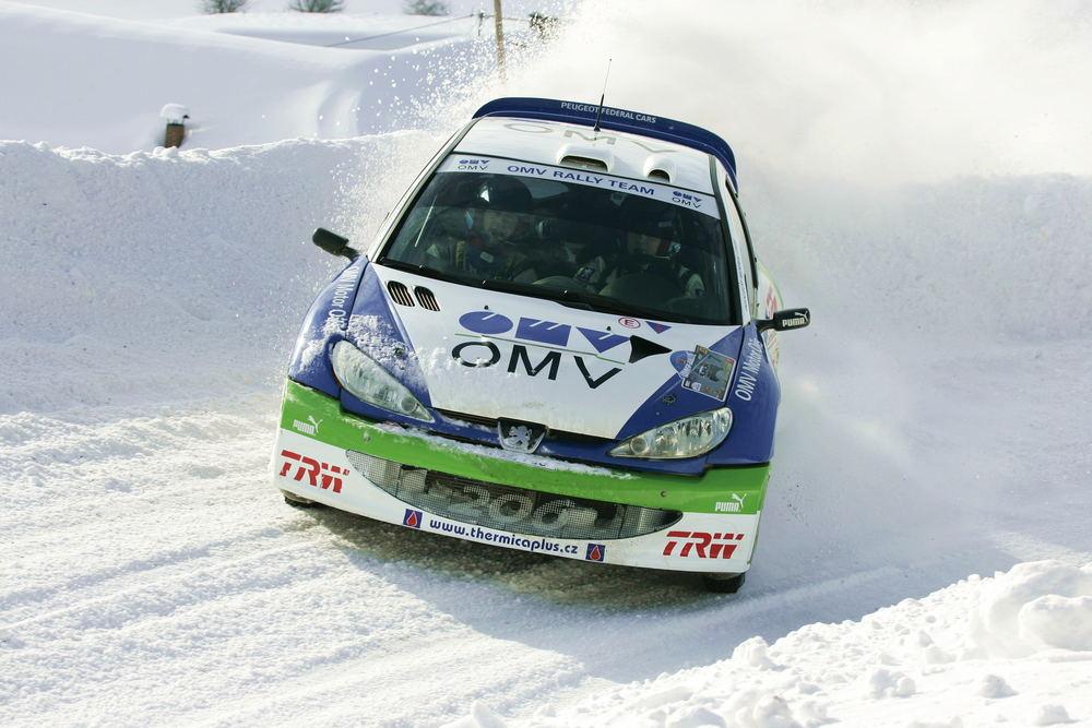 Jänner Rallyey 2006..