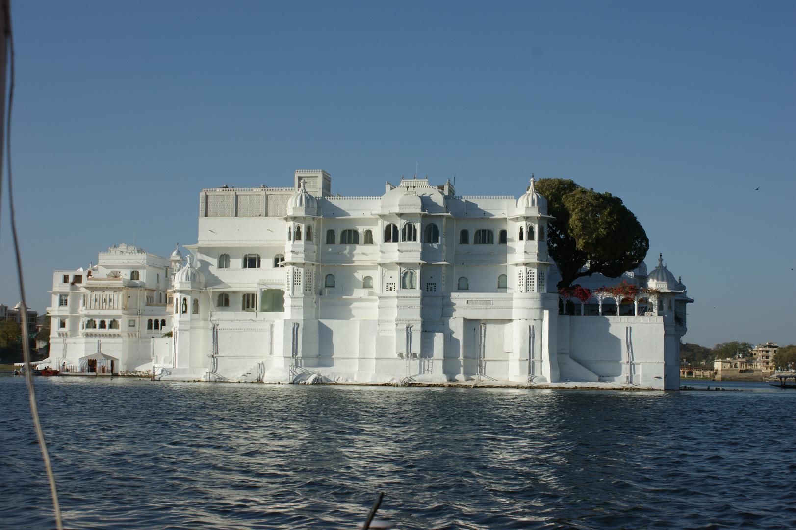 Jag Niwas (Lake Palace) in Lake Pichola, Udaipur