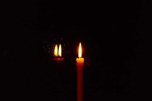 jag tror på ljus, jag tror ...