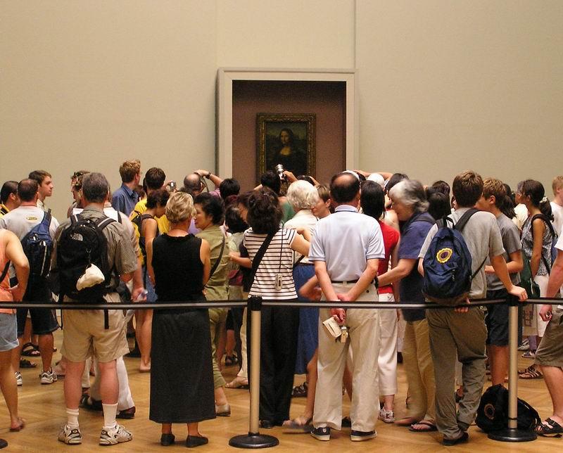 Jagd auf die Mona Lisa